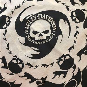 🦋 Harley-Davidson Bandanna